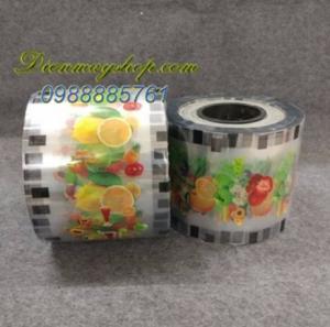 cuộn màng máy dán ly